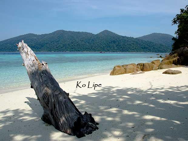 Koh Lipe eine weitere Insel Perle