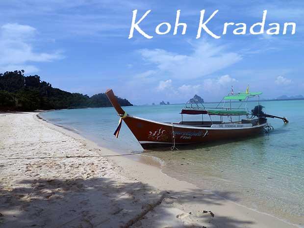Koh Kradan (Thailand)