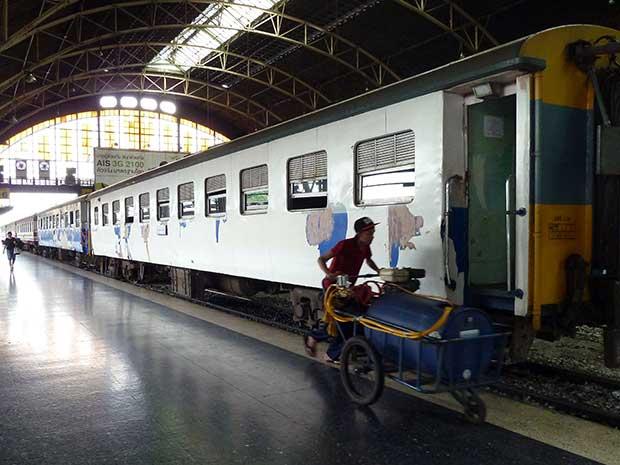 Bagkok Bahnhof
