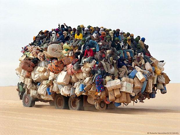 Reisen mit massiv weniger Gepäck – geht das?