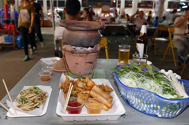 Kulinarischer Selbstversuch in Chiang Rai