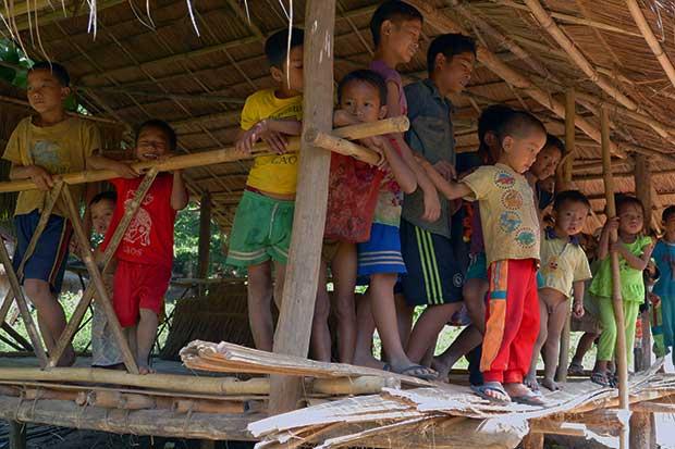 Mekong Flussfahrt in Laos – Teil 3