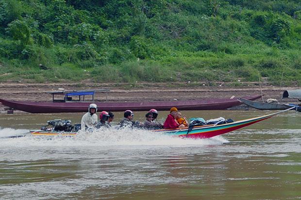 MekongSpeedBoat