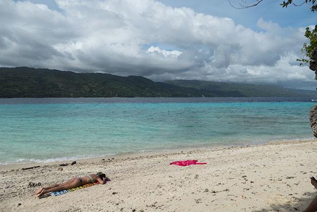 Sumilon Island Beach