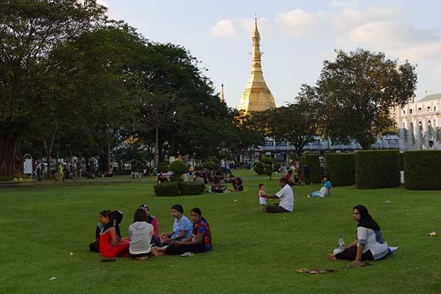 YangonPark1