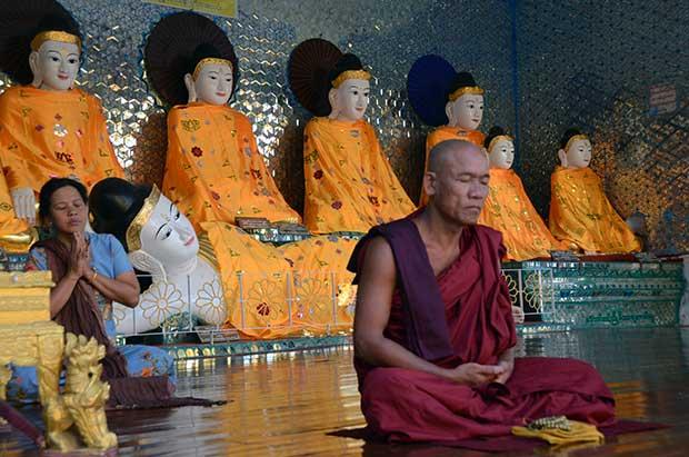 YangonShwedagon