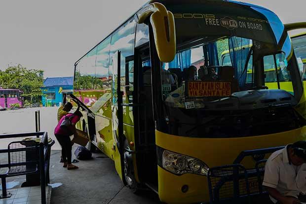 Bantayan Bus