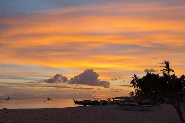 Bantayan Sunset