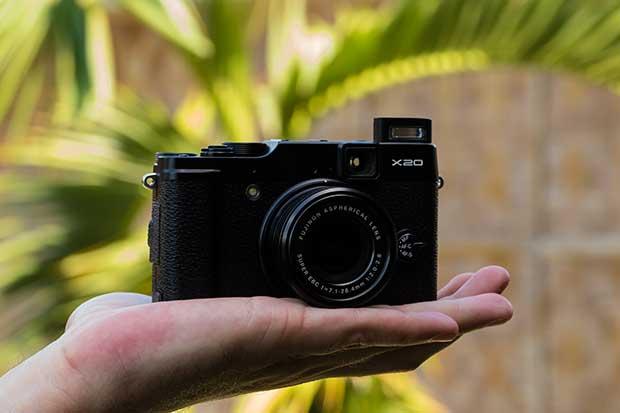 Testbericht zur Kompaktkamera Fuji X20