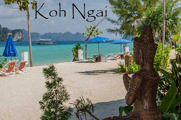 Trauminselchen Koh Ngai (Koh Hai Thailand)