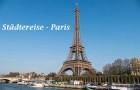 Städtereise – Paris