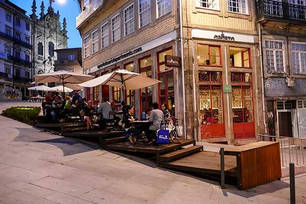 Porto_RestaurantbyNight