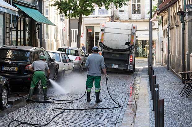 Porto_Strassenreinigung